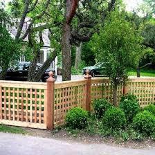 17 Lattice Fence Examples Awesome Ways To Use
