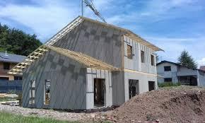 maison neuve fondations
