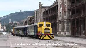 TramWayTPV Porto Vecchio Trieste HD 10.06.2016 - YouTube