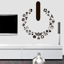 Gamepad Decal Wall Sticker Controller Wall Decal Game Room Etsy