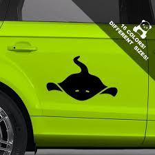 Stingray Car Decal Manta Truck Or Bumper Sticker Etsy