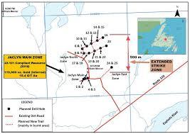 Great Atlantic 2020 Diamond Drilling-Golden Promise Gold Property-Central  Newfoundland