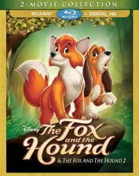 Fox and the Hound: 2-Movie Collection by Jim Kammerud, Ted Berman, David  Michener  Jim Kammerud, Ted Berman, David Michener, Reba McEntire   Blu-ray    Barnes & Noble®
