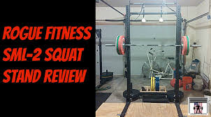 rogue sml 2 squat stand review garage