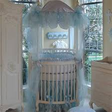 baby bed royal nursery round crib bedding