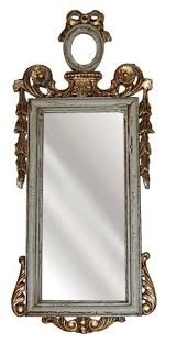 french wall mirror antique reproduction