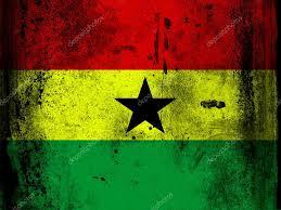The Ghana flag — Stock Photo © Olesha ...