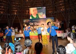 Công ty thủy điện Sơn La tổ chức Tết Trung thu 2017