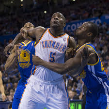 Dubs in-depth: Kendrick Perkins says Warriors lose 2016 series if he was on  Thunder - Golden State Of Mind