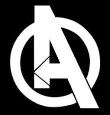 The Avengers Logo Die Cut Decal Car Truck Wall Laptop Window Xbox Sticker