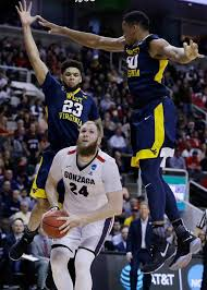 Gonzaga giant Przemek Karnowski grateful to be healthy and playing | Las  Vegas Review-Journal
