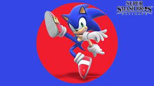 super smash bros ultimate sonic
