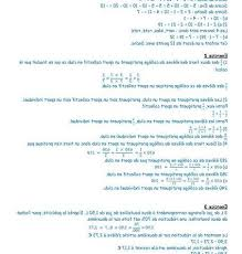 devoir 4 maths cned terminale es