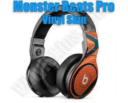 Any 1 Vinyl Decal Skin For Monster Beats Pro Headphones Buy 1 Get 1 Free Ebay