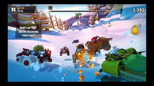 Angry Birds Go! Sub Zero Gameplay - Dailymotion Video