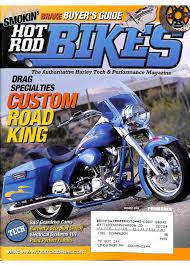 hot rod bikes magazine august 2004