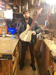 Tommy Hamilton seeing his THC model for... - Magic Wand Guitars | Facebook