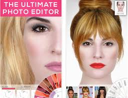 makeup transformation apps for iphone
