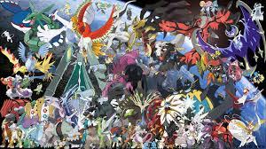 pokemon legendary wallpaper 62 images