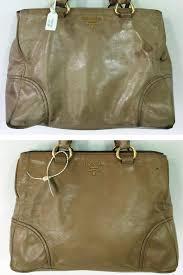 prada handbag cleaning and restoration