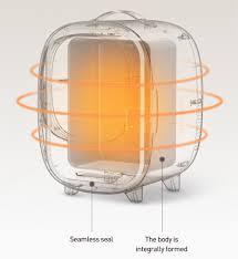 Baseus Tủ Lạnh Mini Văn Phòng Mát 8L 220V/12V 60W Nước Giải Khát Uống Lon  Mát Ấm Tủ Lạnh Di Động dành Cho Xe Hơi Nhà 2 Cách|