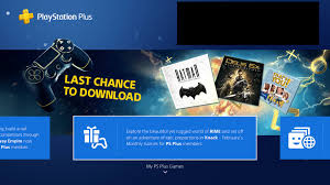playstation plus membership 365 de