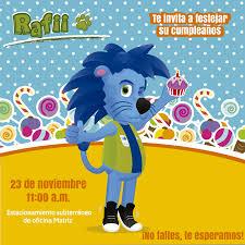 Caja San Rafael Amiguito Te Invito A Mi Fiesta De Facebook