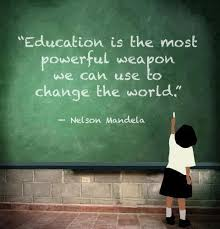 favorite quotes sayings education nelson mandela collection