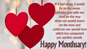 happy monthsary messages wishes quotes for girlfriend