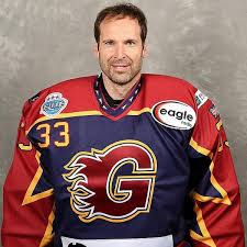 Petr Cech signs for British ice hockey ...