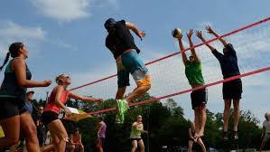 Image result for volleyballspieler gezeichnet