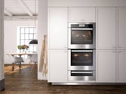wall oven vs viking french door wall oven