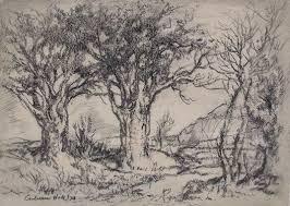 Blog - Sulis Fine Art Gallery - Artist Spotlight: Adrian Hill, War ...