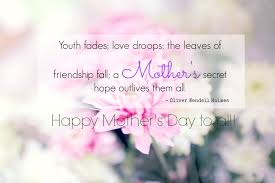 Straight From the Heart: A Special Mother's Day Message From LBS ...