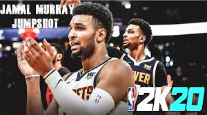 Jamal Murray Jumpshot Fix | NBA 2k20