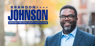 Brandon Johnson for Cook County Commissioner - Home | Facebook