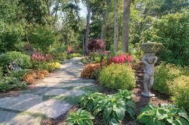 deer resistant gardens martha s