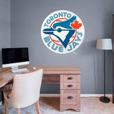 Toronto Blue Jays Fathead Giant Removable Decal