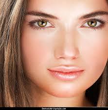 makeup brown hair hazel eyes