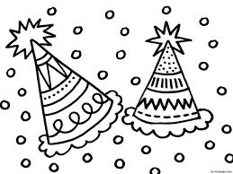 Kleurplaten Jarig Feest Verjaardag Kleurplaten Kaarten Maken