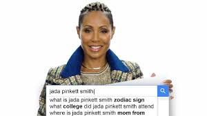 Jada Pinkett Smith Answers the Web's Most Searched Questions | WIRED -  YouTube