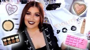 makeup revolution haul 2016 deanna