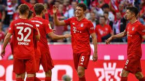 Lewy sets record as Reds overcome Union - FC Bayern Munich