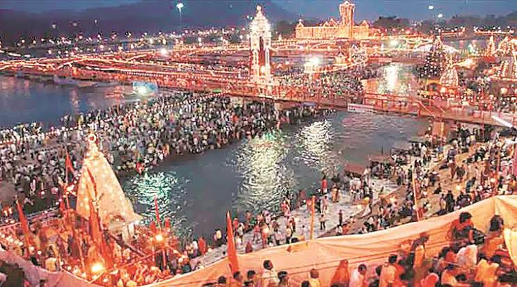 """Image result for magh mela allahabad"""""""