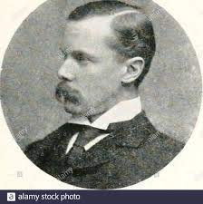 Photographic pedigree of the descendants of Isaac and Rachel Wilson . 1909  Thom.s Fox, born at Wellington, 16th March, 1858. Educated at GroveHouse  School, Tottenham ; Managing Director of Fox Brothers ^-