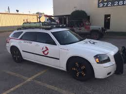 Ghostbusters Car Is Being Sold On Ebay Dallas Observer