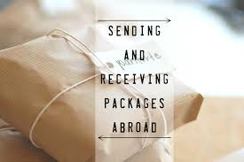 tips for sending packages abroad