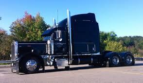 peterbilt semi trucks tractor rigs
