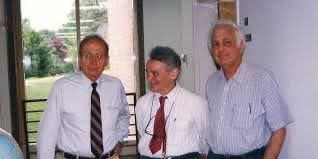 Remembering Frank Press, Geophysical Giant & Former DTM Cecil and ...