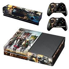 Game For Honor Skin Sticker Decal For Microsoft Xbox One Console And Kinect And 2 Controllers For Xbox One Skin Sticker Vinyl Game Sticker Game Gamegames For Xbox One Aliexpress